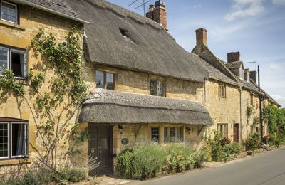 Photo for Inglenook Cottage is a luxury holiday cottage situated in the idyllic Cotswold village of Broad Camp