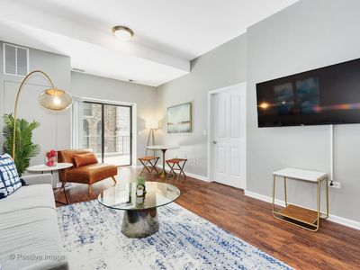Photo for New! Smart 2BR Near McCormick Place - Two Bedroom Apartment, Sleeps 7