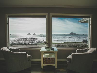 Photo for Stunning Oceanfront Property!  Newly Remodeled home with Incredible VIEWS