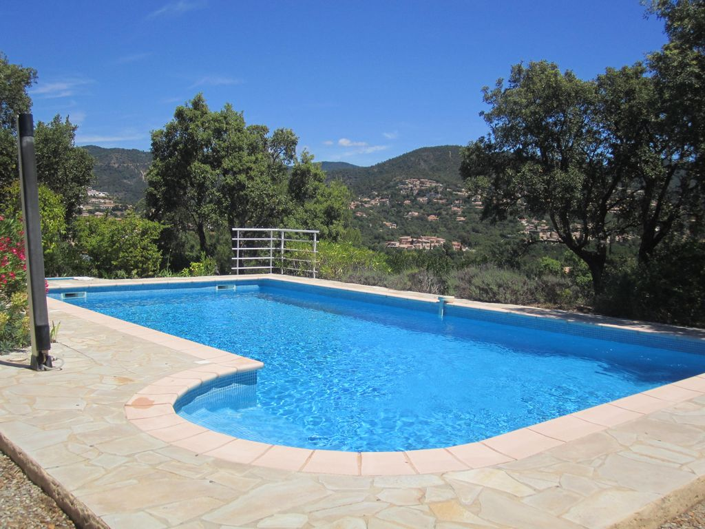 House With Garden And Swimming Pool Near Homeaway La Londe Les Maures