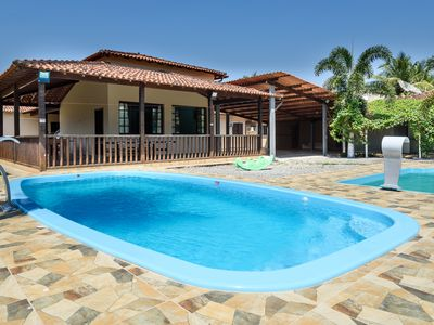 Photo for House - Ilha de Guaratiba - RJ (40 beds), we rent for all events.