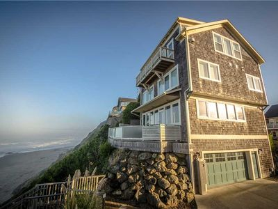 Photo for Sea Amor: ocean front getaway at Olivia Beach in Lincoln City