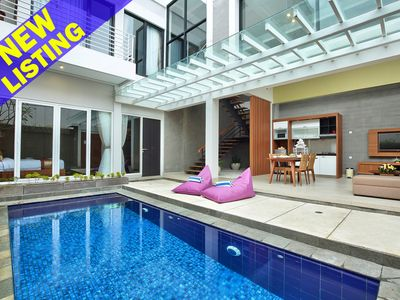 Photo for 1 Bedroom Modern Luxury Villa, Nusa Dua;