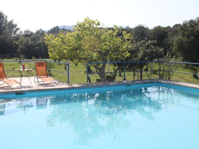 Photo for very quiet and spacious finca very well located in the best area of Mallorca