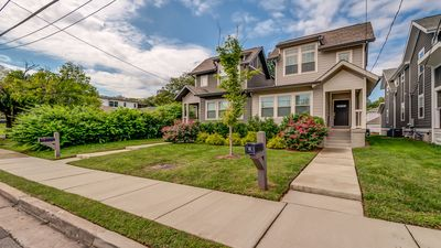 Photo for 4BR * 3.5BA-Luxury home in the city of Nashville!