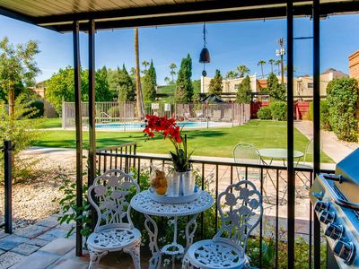 Photo for A+ LOCATION- SLEEPS 8! OLD TOWN SCOTTSDALE!