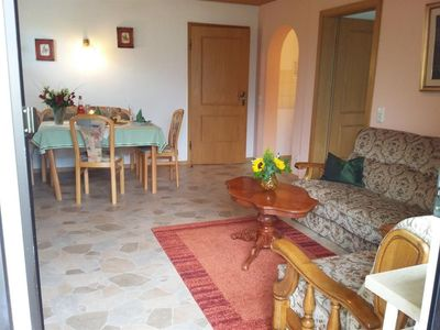 Photo for Apartment / 3 bedrooms / bath, WC no. 6 - House Almenrausch - Family Schuster