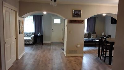 Photo for 3 bedroom, 2 bath, 2 story house. Completely renovated. Downtown Hill City,SD
