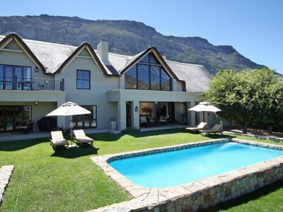Photo for Vacation home KaapKloof Manor in Kapstadt  - Hout Bay - 8 persons, 4 bedrooms