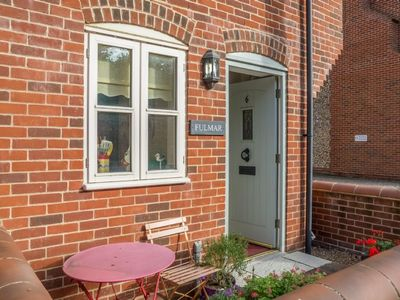 Photo for A modern semi 3 storey property just 5 minutes' walk from Wells quay.