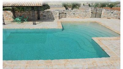 Photo for Dimora Mastromarco - Trullo Edera with swimming pool