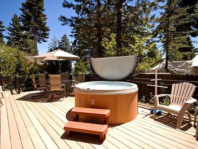 Photo for 2BR House Vacation Rental in Tahoe City, California