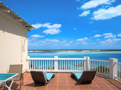 Photo for HARBOUR VIEW Most spacious accommodation for 2 in Exuma. Best Views. Ocean 70yds