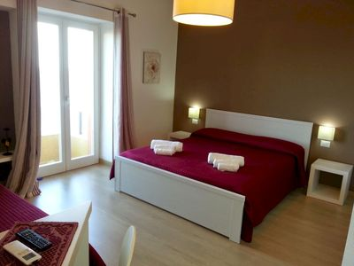 Photo for Modern apartment with sea view in Castelsardo