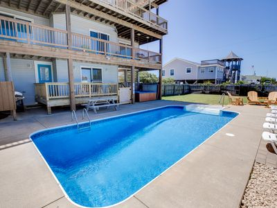 Photo for Blue Horizon | 1219 ft from the beach | Private Pool, Hot Tub