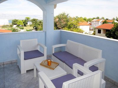 Photo for Apartment Haus Jadran  in Sabunike - Privlaka, Dalmatia - 4 persons, 1 bedroom