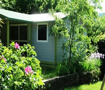 Photo for Camping des Sources *** - 4-room chalet 8 people
