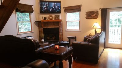 Photo for Great location! Downtown, Tubing and New Mountain Coaster within walking distanc