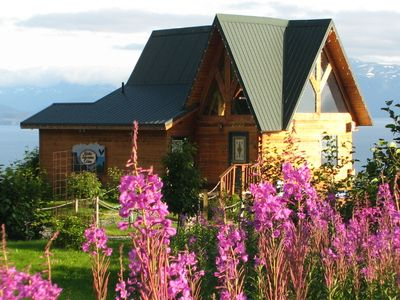 Photo for The Dovetail Log Cabin