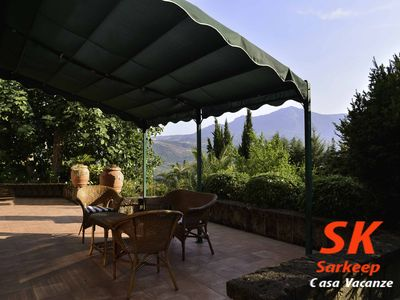 Photo for SARKEEP - Villa immersed in the Taurasi vineyards