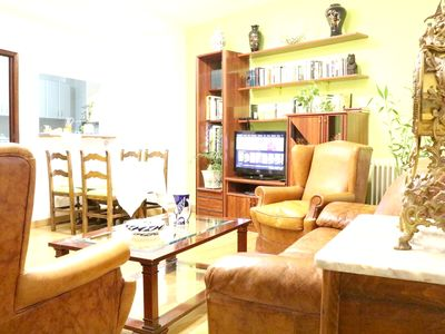 Photo for Homerez last minute deal - Beautiful house in Salamanca and Wifi