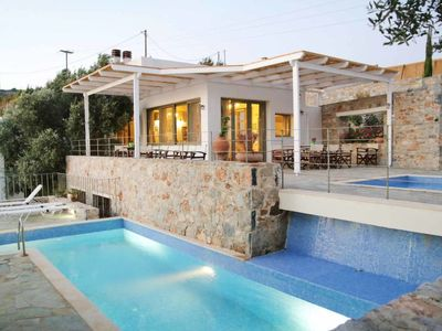 Photo for Vacation home Villa Bita in Achlada - 5 persons, 1 bedrooms