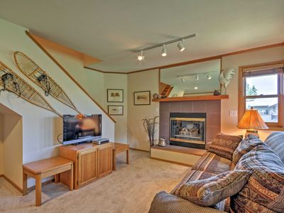 Photo for Steamboat Springs Condo Near Slopes w/Hot Tub!