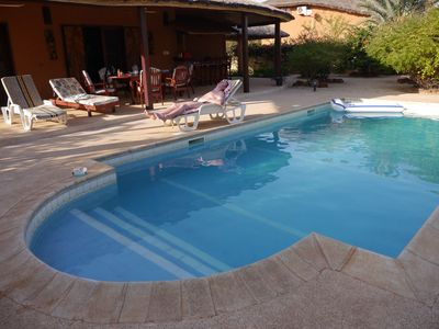 Photo for Villa with pool for 6 presonnes