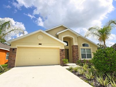 Photo for Veranda Palms Beautiful 4 Bed 3 Bath Pool Home with Games Room