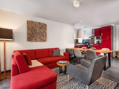 Photo for Apartment Comfort / 2 bedrooms / shower, bath, WC - Residence Bad Hofgastein, AlpenParks