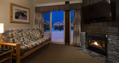 Photo for Cozy + Rustic Mountain Apartment | Great Value!