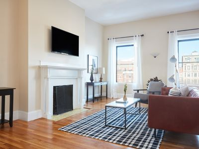 Photo for 4BR Apartment Vacation Rental in Boston, Massachusetts