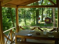 location chalet  cantal chavadiol