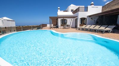 Photo for Villa Jenny's Place, Stunning Villa With Private Pool And Sea Views