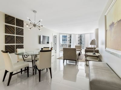 Photo for Grand 2846 | Downtown Miami | Deluxe 1BR | Marina View + Balcony