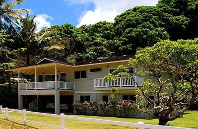 Photo for Vacation Paradise - Beach Front Luxurious Home - TVNC# 5084