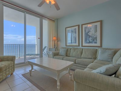 Photo for Lighthouse 1013 Gulf Shores Gulf Front Vacation Condo Rental - Meyer Vacation Rentals