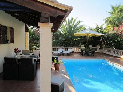 Photo for Son Serra de Marina holiday home for 4 people with 3 bedrooms - Holiday home