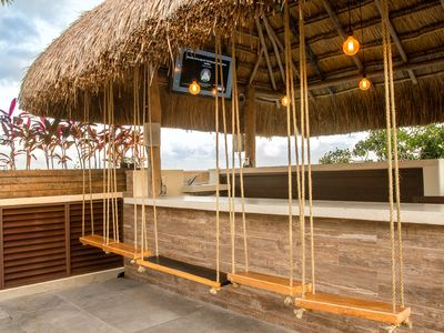 Photo for This suite with one bedroom will allow you to enjoy the Tulum landscape.