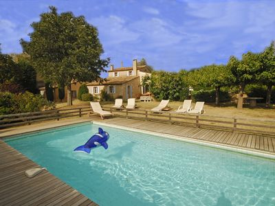 Photo for Wonderful 5 bedroom House in Saignon (Q2908)