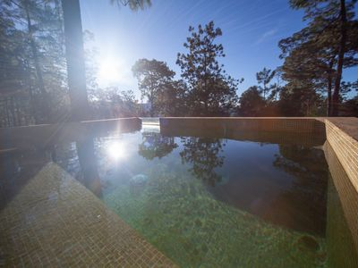 Photo for Luxurious Modern Cabin / Heated Pool /Mazamitla /Beautiful forest  /Amazing view