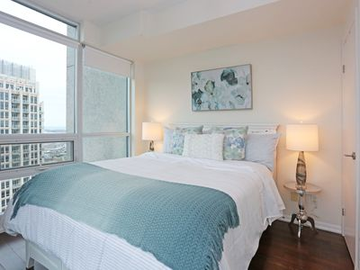 Photo for 2 BR w. Incredible views in the heart of downtown