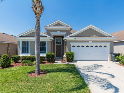Photo for 4 Bedroom/3 Bathrooms Windsor Palms (8166FP)