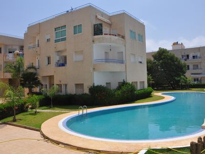 Photo for Residential apartment near the beaches of Harhoura