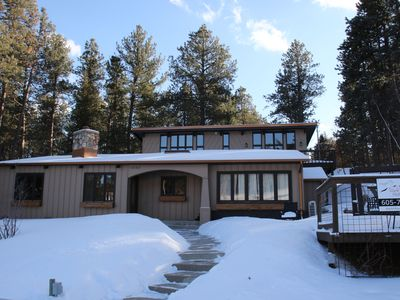 Photo for Copper Claim Lodge - Spacious cabin by the Golf Course -  lots of amenities!