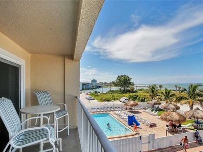 Photo for #209 Beach Place Condos: 1 BR / 1 BA  in Madeira Beach, Sleeps 4