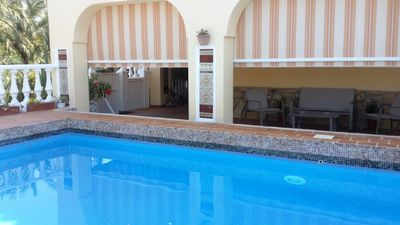 Photo for Villa with private pool for large families