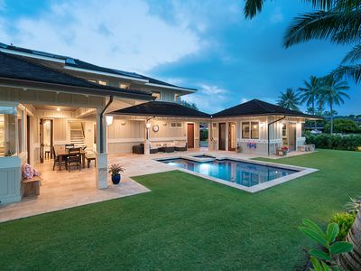 Photo for Special Pricing for the Holidays!! ~ Large family home with POOL in Kailua~