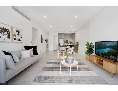 Photo for Contemporary apartment between city and airport