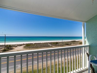 Photo for LORVIS LAIR ~ Amazing Unobstructed Gulf Views w/ Community Pool